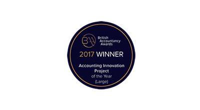 Escalate wins prestigious industry award