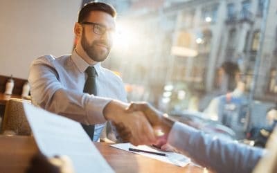 Financial brokerage's client breach of contract