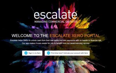 Escalate launches groundbreaking Xero app